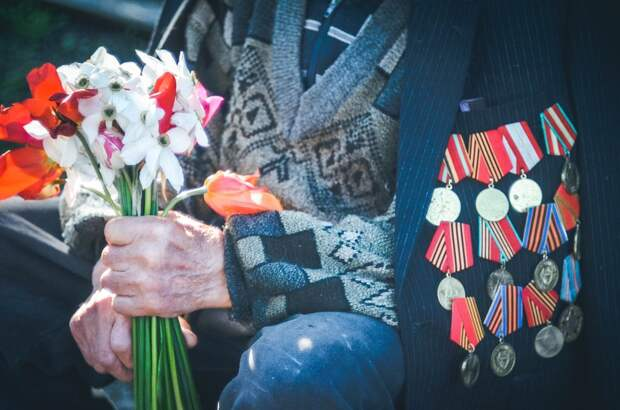 Все ветераны в Северном получили медали в честь 75-летия Победы