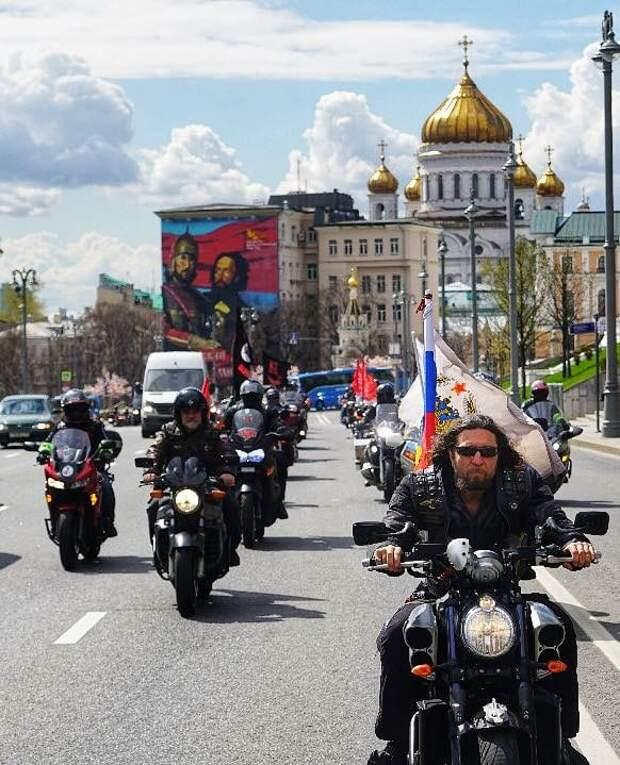 Из Москвы до Берлина!
