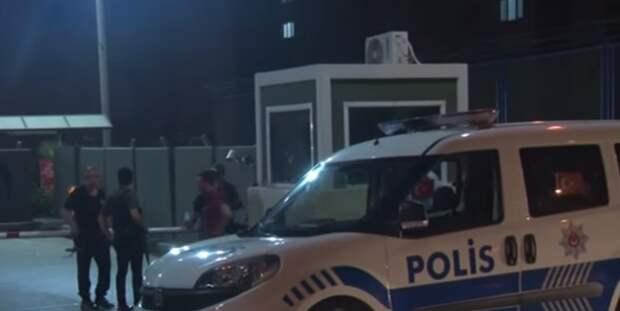 В Пентагоне окружение силовиками базы НАТО в Турции назвали «мирной демонстрацией»