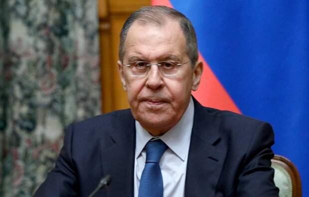 Лавров и Чавушоглу обсудили по телефону обстановку в Нагорном Карабахе