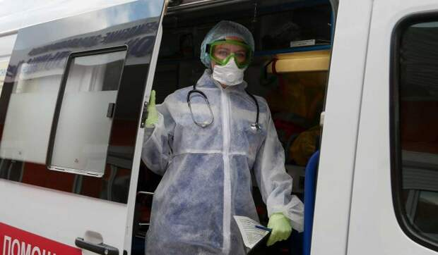 Коронавирус в России за сутки сразил 22,4 тысячи человек