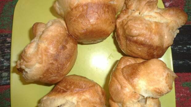 Йоркширский пудинг или Поповеры. Всегда готовлю после праздников.