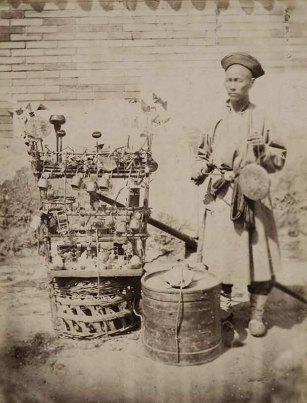 Редчайшие кадры Китая времён династии Цин: природа, люди, города безвозвратно ушедшей эпохи 40