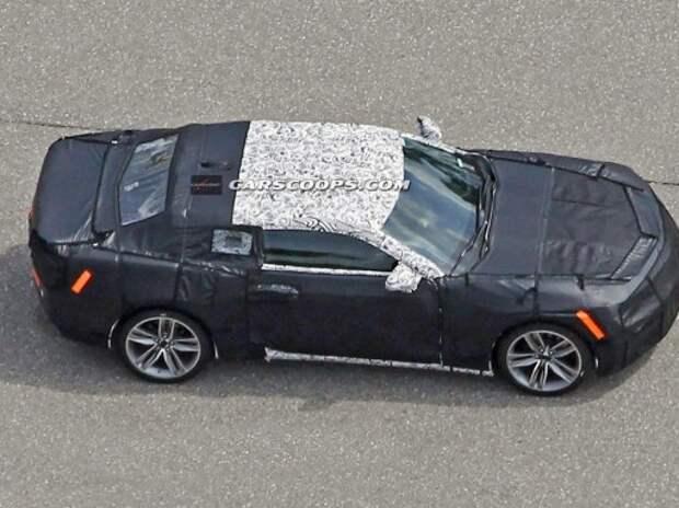 Новый Chevrolet Camaro станет совершенно другим