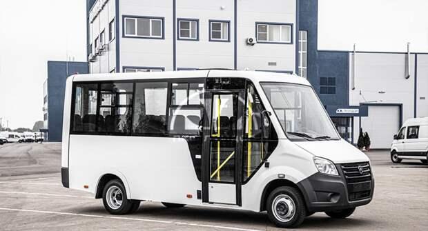ГАЗ прекратил продажи каркасного автобуса ГАЗель Next