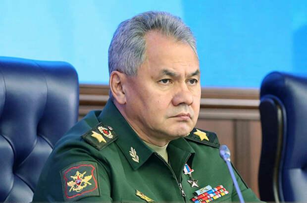 Шойгу послал недвусмысленный сигнал западным соседям РФ