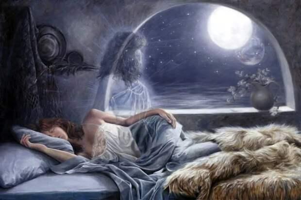 Игры разума. Может ли сновидение предсказать будущее?