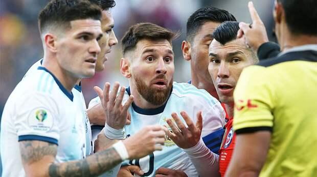 Месси спрашивал у Суареса, будет ли сборная Уругвая бойкотировать Кубок Америки