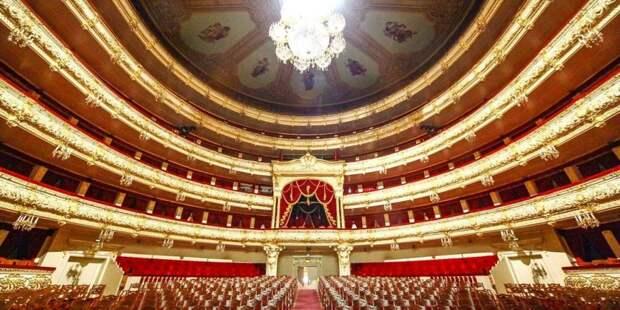 Собянин открыл единый комплекс хранения имущества театров и музеев / Фото: mos.ru