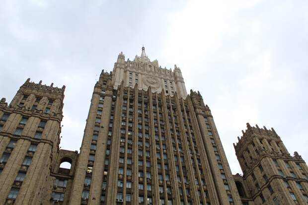 В МИД назвали требование ЕСПЧ по Навальному давлением на Россию