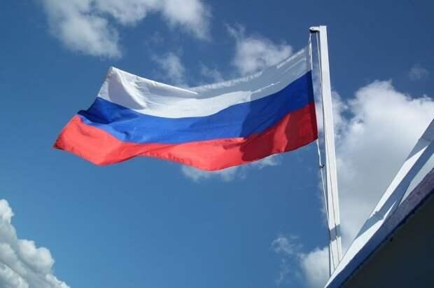 Посольство РФ осудило замену российского триколора на флаг ОКР на ЧМ в Риге