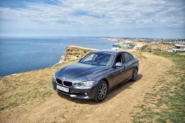 Хитрый ход от BMW - чей Крым?