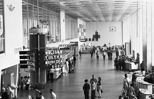 Как аэропорт Шереметьево стал одним из лучших в мире (ФОТО)