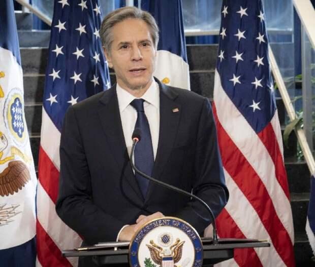 Госсекретарь США заявил о непричастности Вашингтона к протестам в России