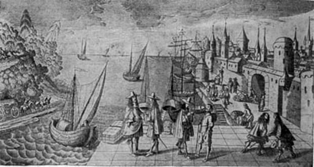 Заметки об отношении Европы к России: взгляд из прошлых веков. Часть I (середина XVI века)