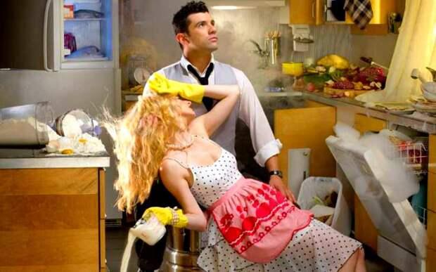 Жена спрашивает у мужа, не хочет ли он.... Смешная история...