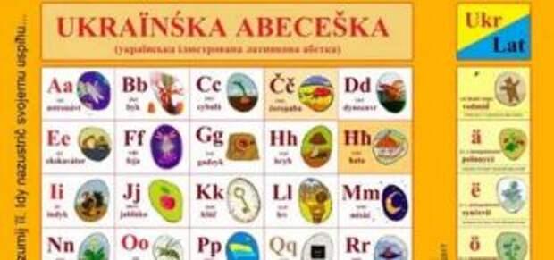 Украина может перейти на латиницу