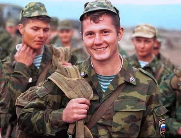 Такая российская армия