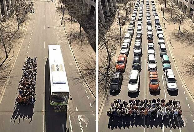 Все в мире познается в сравнении (18 фото)