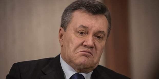 """""""Мои проблемы - не его уровень"""": Янукович рассказал об отношениях с Путиным"""