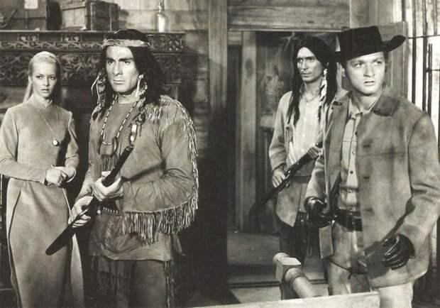 Кадр из фильма *След сокола*, 1967 | Фото: dubikvit.livejournal.com