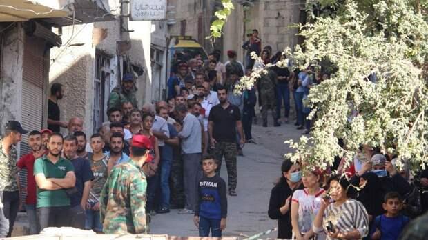 Жители Сирии активно голосуют на выборах президента страны