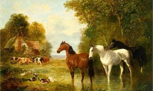 13 июня кировчанам не советуют ездить на лошадях, тяжело работать и злословить