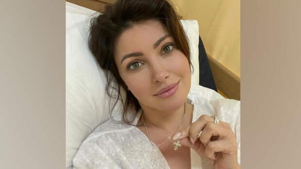 Госпитализированная актриса Макеева рассказала о своем состоянии