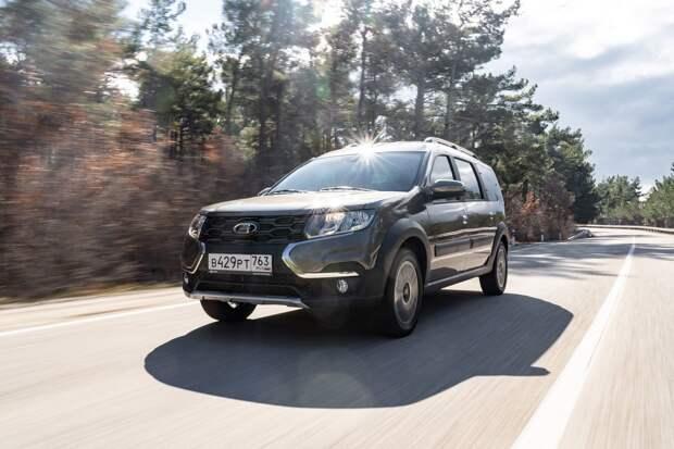 Продажи Lada увеличились в четыре раза