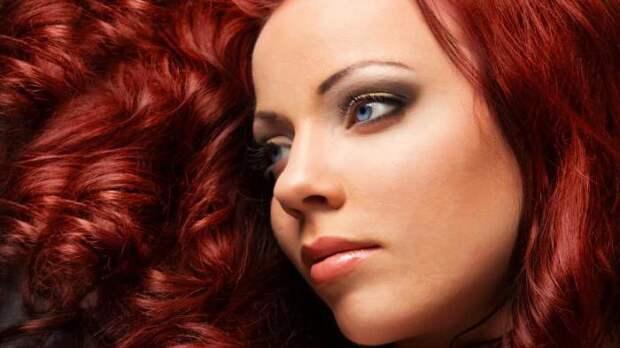 Как получить рыже-коричневый цвет волос?