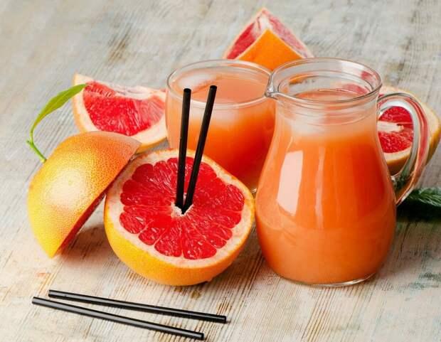 Грейпфрут может быть активен в клеточной регенерации печени.