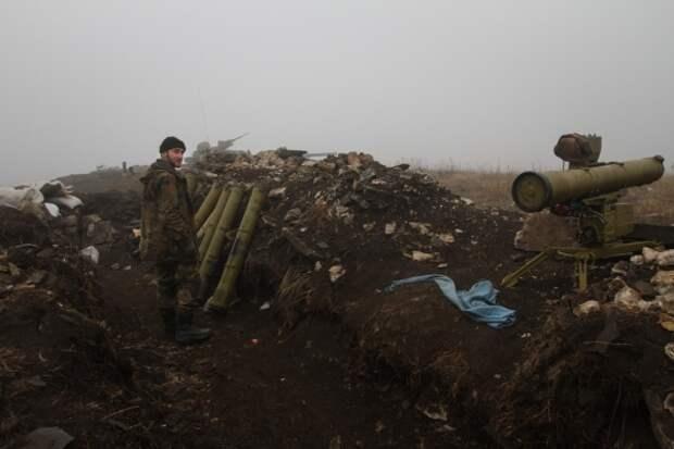 «В упор»: власти ЛНР заявили об убийстве украинскими диверсантами пятерых ополченцев