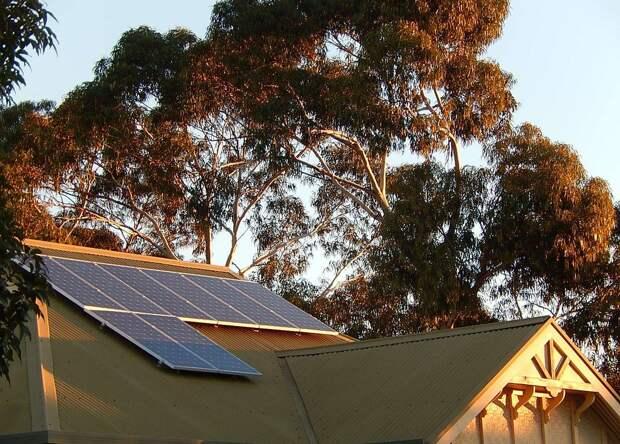 Австралийский штат целый час получал энергию исключительно от солнечных батарей