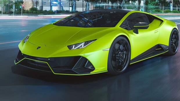 Два вратаря НХЛ заключили пари на автомобиль Lamborghini Huracan