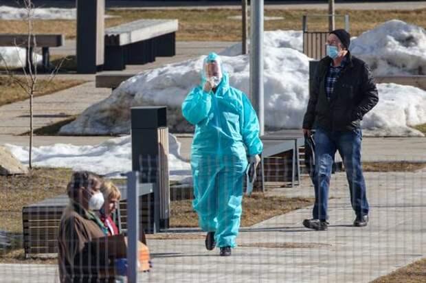 Собянин оценил токующую ситуацию с коронавирусом в Москве: «Уровень заболеваний достаточно большой»