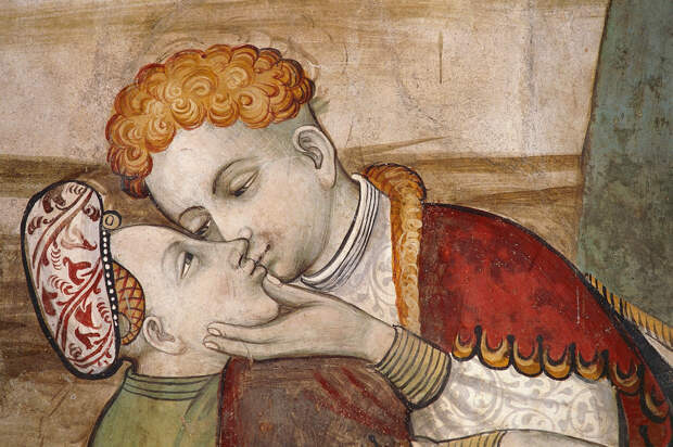 Средневековье: секс, еда и культура