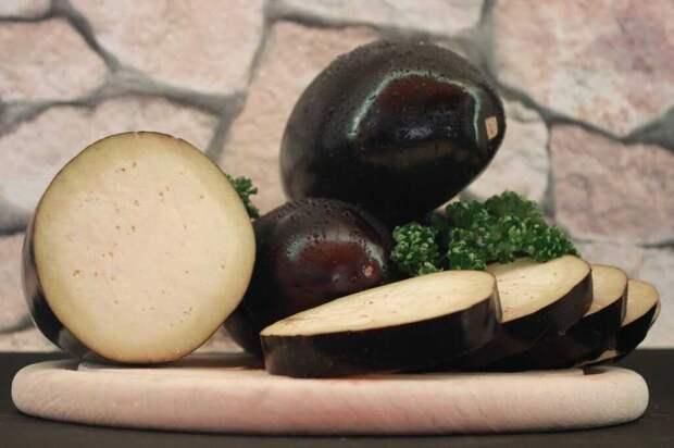 Эффективная диета на баклажанах