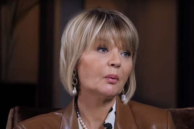 Меньшова высказалась о конфликте с Галкиным на шоу «Сегодня вечером»