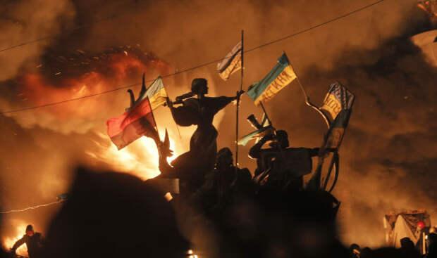 Экономическое пепелище на украинской земле. И другие жертвы МВФ