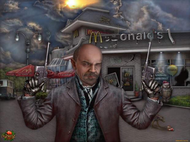 Дедушка Ленин и антисоветчики