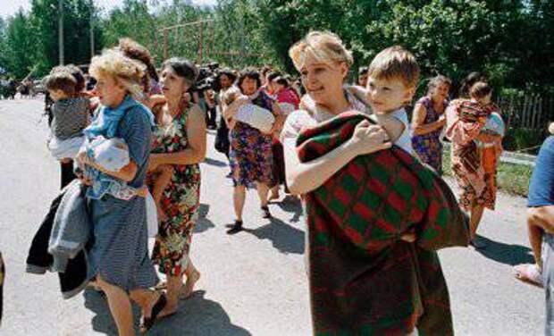Роковые уроки Будённовска