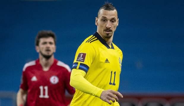 Ибрагимович пропустит 3 недели, но должен восстановиться к старту чемпионата Европы