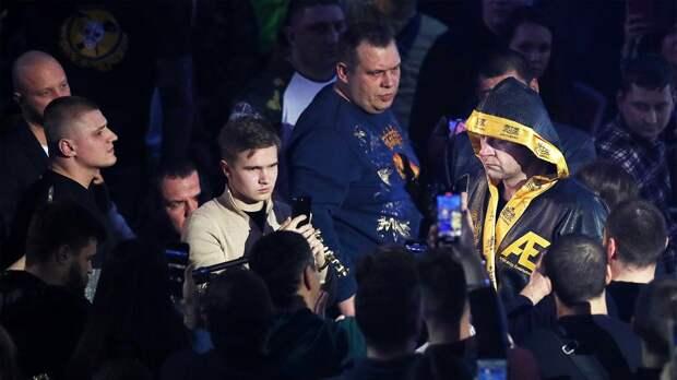 Цены набилеты набой Емельяненко иИсмаилова повысят вдва раза из-за ограничения наколичество зрителей