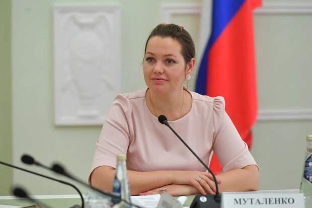 Анастасия Муталенко покинет должность зампреда правительства Удмуртии