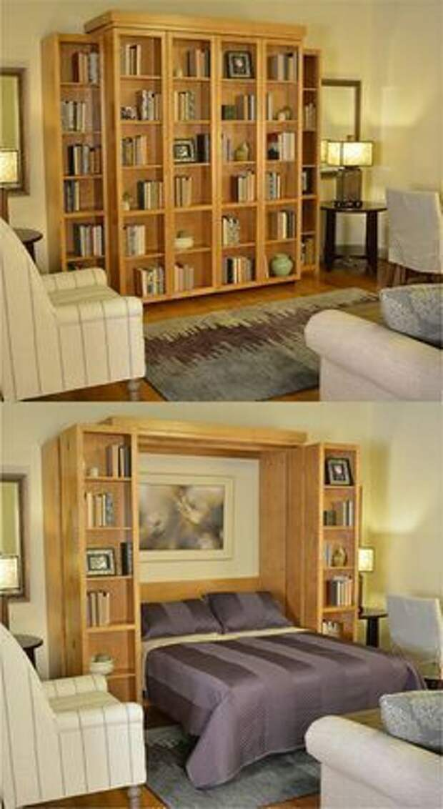 Гостевая мебель - трансформер (большая подборка)