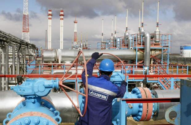 «Газпром» отказался увеличить прокачку газа через Украину