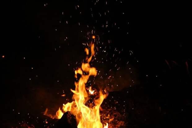 Сотрудники полиции УВД по САО самостоятельно потушили пожар. Фото: pixabay.com