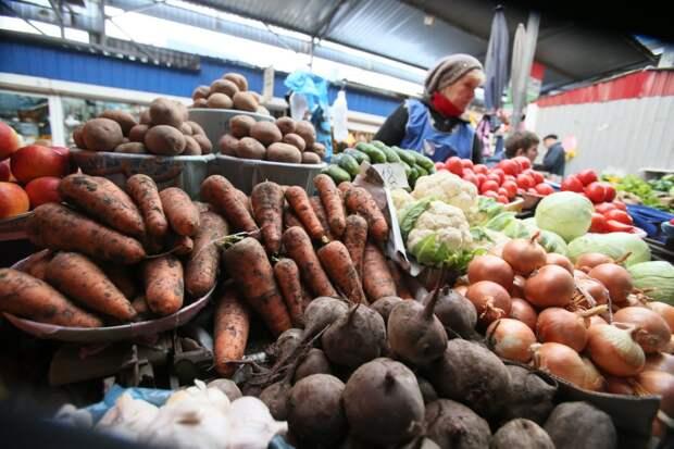 В Башкирии за неделю подорожали овощи, мясо, молоко и хлеб
