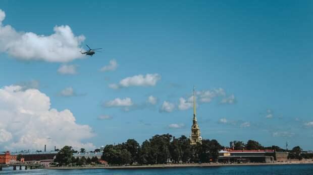 Облачная погода без дождей установится в Петербурге 22 сентября