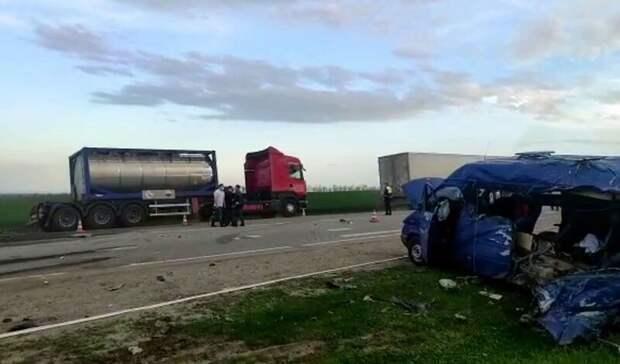 Две волгоградки остаются в состоянии комы после ДТП на Ставрополье